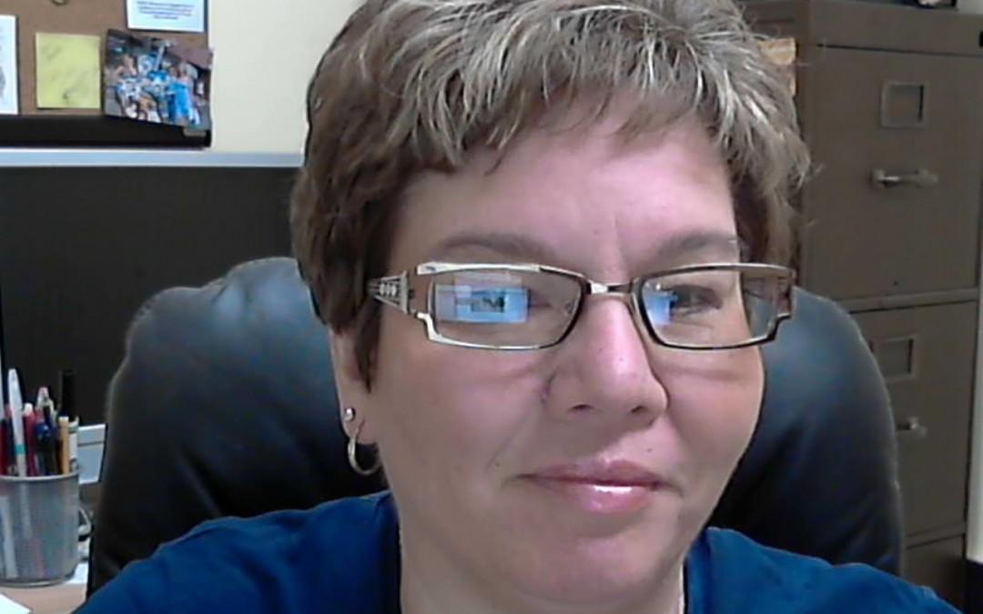 Denise Daub, Website Administrator