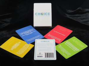 Choice Card System